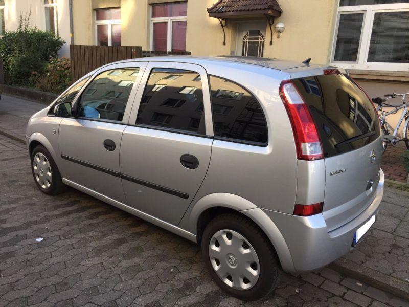 Verkauft Opel Meriva 1.6 16V Automatik., gebraucht 2004 ...