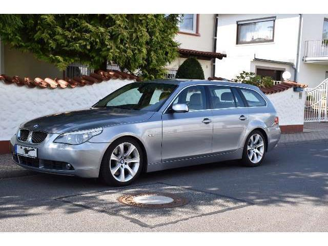 verkauft bmw 535 d touring gebraucht 2007 km in essen. Black Bedroom Furniture Sets. Home Design Ideas