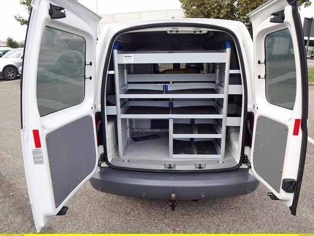 gebraucht kasten soccer 2 0 ecofuel vw caddy maxi 2010 km in heilbronn. Black Bedroom Furniture Sets. Home Design Ideas