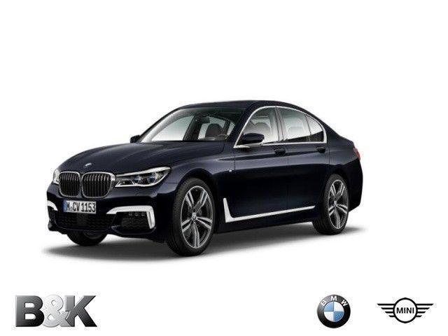 1 4 Gebraucht BMW 750 750i XDrive M Sportpaket D A PlusB WGlasdach