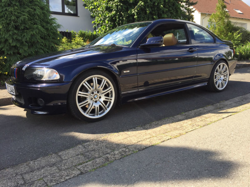 verkauft bmw 330 ci e46 m paket coupe gebraucht 2002 km in waake. Black Bedroom Furniture Sets. Home Design Ideas