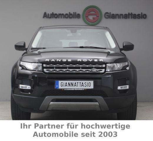 Verkauft Land Rover Range Rover Evoque., Gebraucht 2014