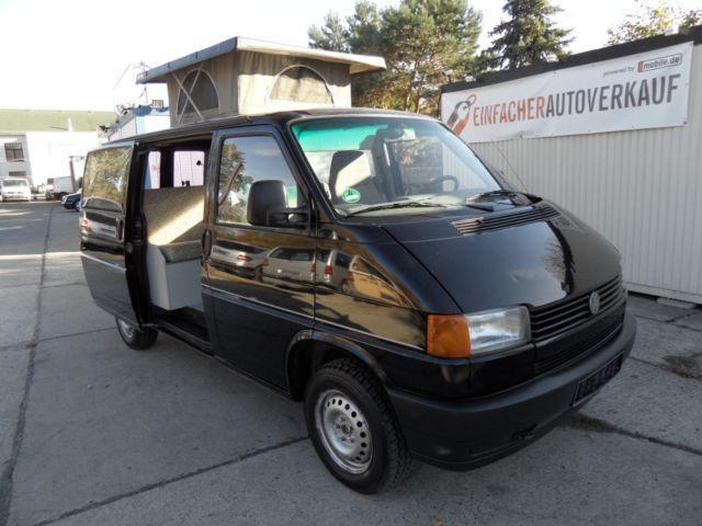 Vw California 2 0 Benzin 84 Ps 1991 Berlin Autouncle