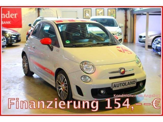 gebraucht abarth turismo interscope soundsystem leder fiat 500 abarth 2013 km in bremen. Black Bedroom Furniture Sets. Home Design Ideas