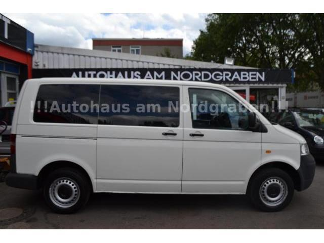 verkauft vw transporter t5kombi 4motion gebraucht 2007 km in berlin. Black Bedroom Furniture Sets. Home Design Ideas