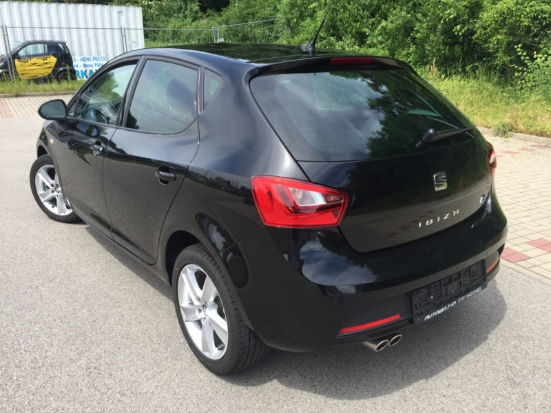 verkauft seat ibiza lim fr gebraucht 2016 km in. Black Bedroom Furniture Sets. Home Design Ideas