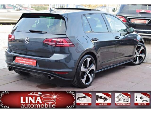verkauft vw golf vii gti panorama kam gebraucht 2013. Black Bedroom Furniture Sets. Home Design Ideas
