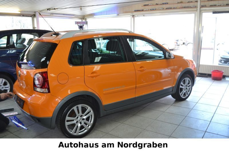 gebraucht polo automatik vw polo cross 2007 km in bispingen. Black Bedroom Furniture Sets. Home Design Ideas