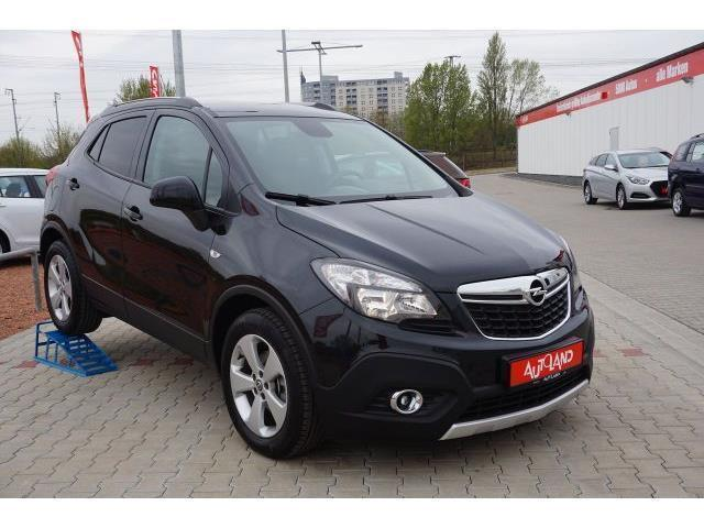 verkauft opel mokka 1 6 cdti klima alu gebraucht 2015 km in brehna. Black Bedroom Furniture Sets. Home Design Ideas