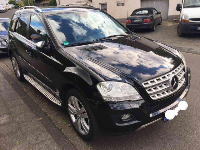 verkauft mercedes ml450 cdi sportpaket gebraucht 2009 km in k ln. Black Bedroom Furniture Sets. Home Design Ideas