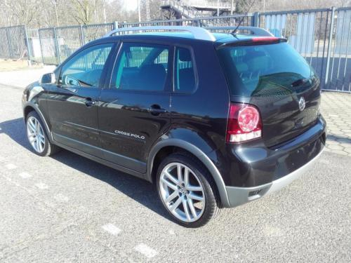 verkauft vw polo cross gebraucht 2009 km in. Black Bedroom Furniture Sets. Home Design Ideas