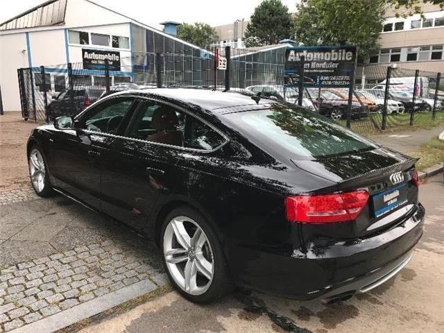 verkauft audi s5 sportback s tronic 43 gebraucht 2010 km in bochum. Black Bedroom Furniture Sets. Home Design Ideas