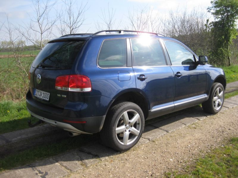 verkauft vw touareg 3 0 v6 tdi dpf gebraucht 2006 km in hohenlockstedt. Black Bedroom Furniture Sets. Home Design Ideas