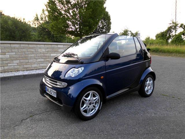 verkauft smart fortwo cabrio diesel 8x gebraucht 2002 km in gladbeck. Black Bedroom Furniture Sets. Home Design Ideas