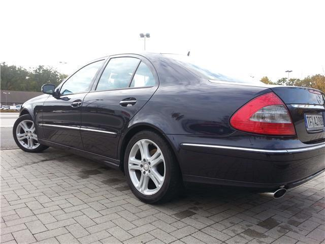 verkauft mercedes e280 cdi 7g tronic e gebraucht 2008 km in braunschweig. Black Bedroom Furniture Sets. Home Design Ideas