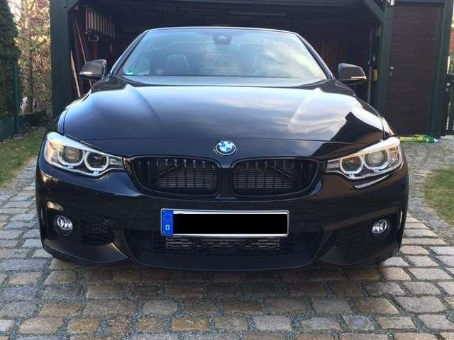 verkauft bmw 435 i cabrio gebraucht 2015 km in. Black Bedroom Furniture Sets. Home Design Ideas
