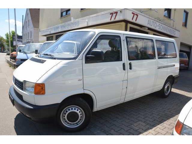 verkauft vw t4 bus kombi 2 5 benziner gebraucht 2000