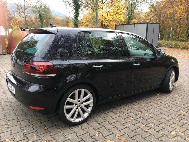verkauft vw golf vi aktionsmodell 1 8 gebraucht 2009 km in coburg. Black Bedroom Furniture Sets. Home Design Ideas