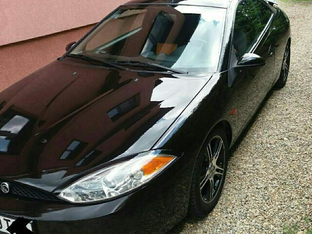 verkauft ford cougar 24v gebraucht 2001 km in neu ulm. Black Bedroom Furniture Sets. Home Design Ideas