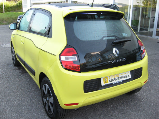 verkauft renault twingo sce70 liberty gebraucht 2016 km in esslingen. Black Bedroom Furniture Sets. Home Design Ideas