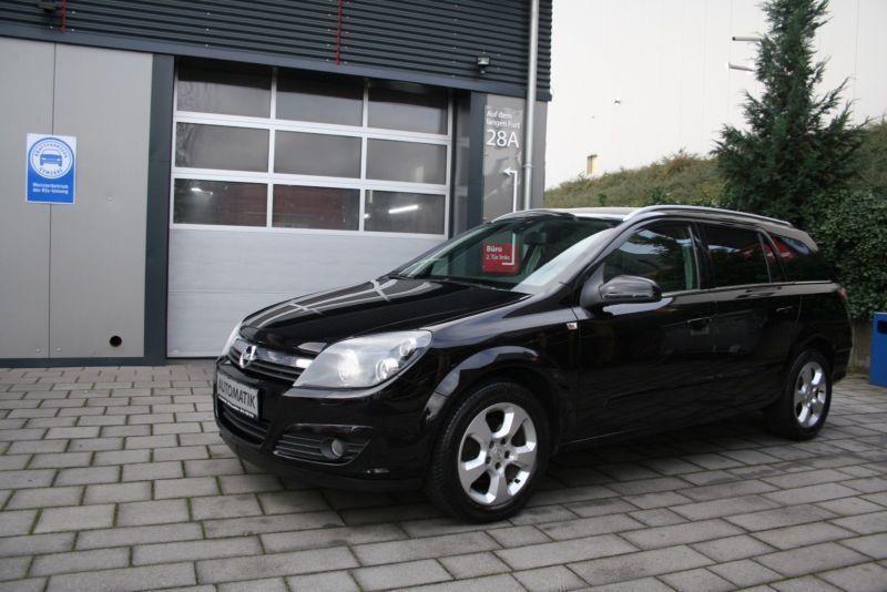 """Verkauft Opel Astra 1.8 Kombi """"Automat., gebraucht 2005"""