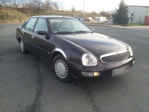 verkauft ford scorpio 2 3 t v gebraucht 1997 km in zeitz. Black Bedroom Furniture Sets. Home Design Ideas