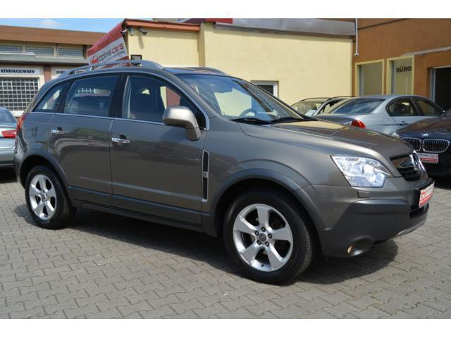 gebraucht edition 4x4 klimaautomatik alu opel antara 2008 km in ernst. Black Bedroom Furniture Sets. Home Design Ideas