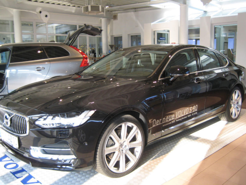 gebraucht t6 awd geartronic inscription volvo s90 2016 km in homburg saar. Black Bedroom Furniture Sets. Home Design Ideas