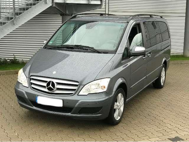verkauft mercedes viano 3 0 cdi dpf ex gebraucht 2011 km in alfter. Black Bedroom Furniture Sets. Home Design Ideas