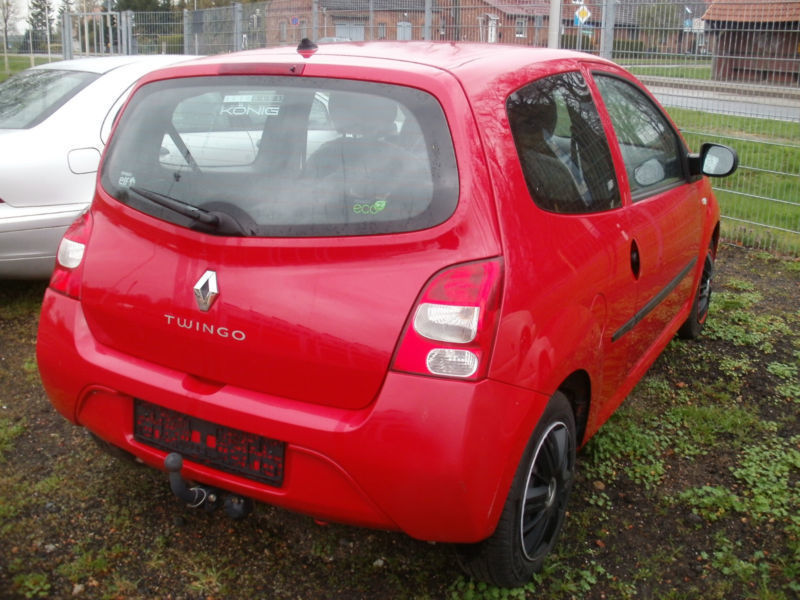 verkauft renault twingo 1 2 authentique gebraucht 2011 km in lindetal. Black Bedroom Furniture Sets. Home Design Ideas