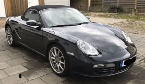 verkauft porsche boxster s gebraucht 2005 km in alfter. Black Bedroom Furniture Sets. Home Design Ideas