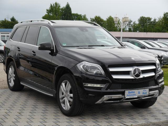 Verkauft mercedes gl350 bluetec 4matic gebraucht 2014 for 2014 mercedes benz gl350 bluetec 4matic