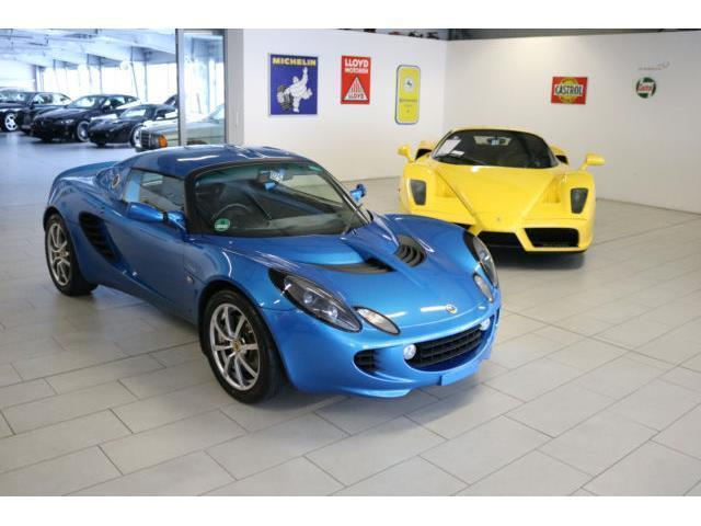 verkauft lotus elise 111 r rechtslen gebraucht 2006. Black Bedroom Furniture Sets. Home Design Ideas