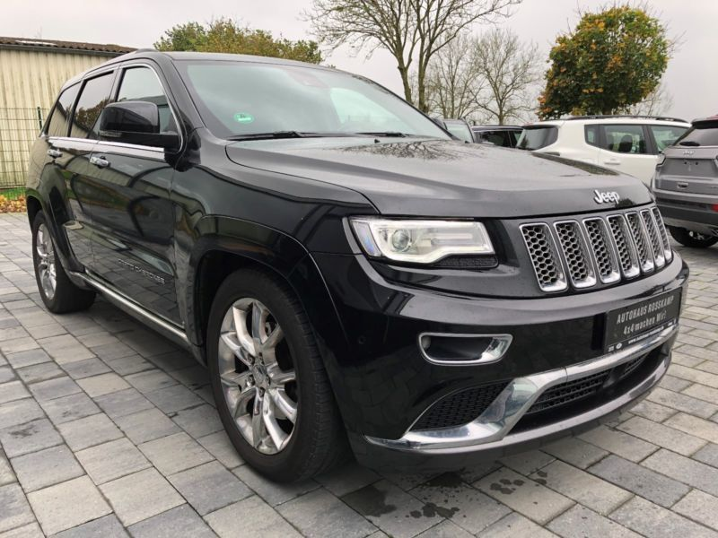 verkauft jeep grand cherokee 3 0 crd s gebraucht 2014 km in sande. Black Bedroom Furniture Sets. Home Design Ideas