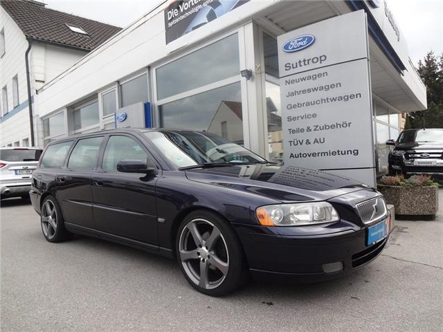 verkauft volvo v70 d5 gebraucht 2005 km in hattingen. Black Bedroom Furniture Sets. Home Design Ideas