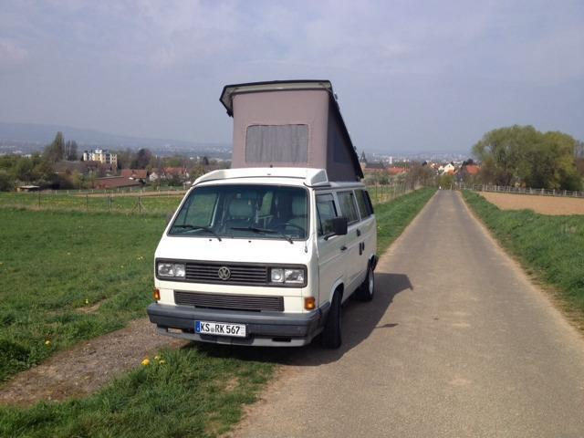 verkauft vw t3 westfalia joker gebraucht 1989 km in kassel. Black Bedroom Furniture Sets. Home Design Ideas