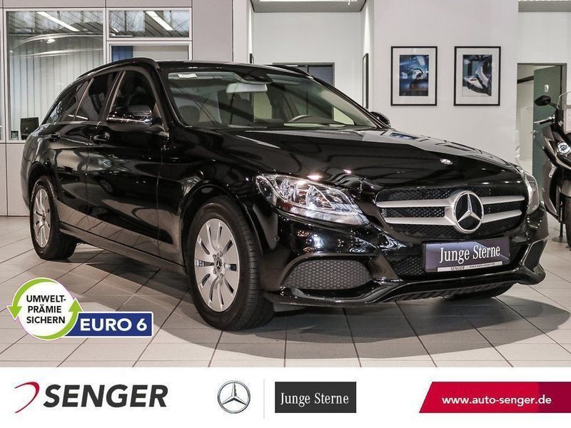 verkauft mercedes c220 d t modell gebraucht 2016 km in friesoythe. Black Bedroom Furniture Sets. Home Design Ideas