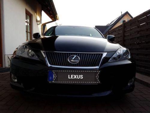 is series gebrauchte lexus is series kaufen 313 g nstige autos zum verkauf. Black Bedroom Furniture Sets. Home Design Ideas
