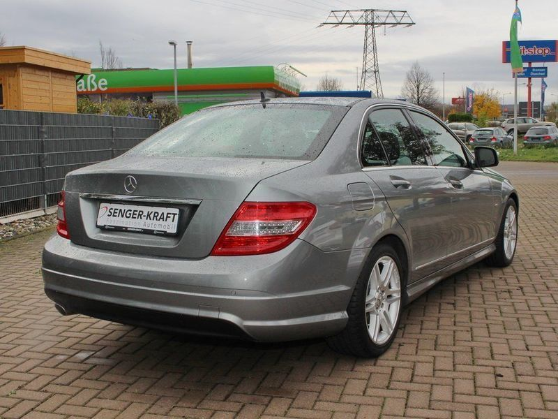 verkauft mercedes c180 c 180 lim k amg gebraucht 2008 km in erfurt. Black Bedroom Furniture Sets. Home Design Ideas