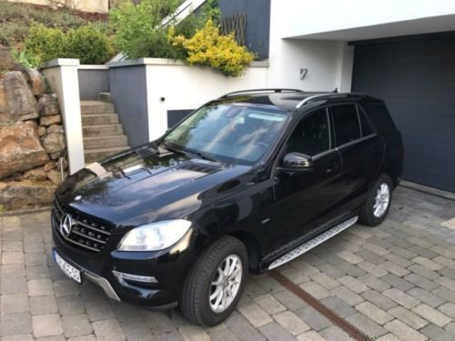 verkauft mercedes ml250 bluetec 4matic gebraucht 2011. Black Bedroom Furniture Sets. Home Design Ideas