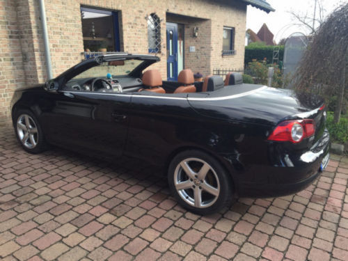 verkauft vw eos 1 6 fsi edition 2008 s gebraucht 2008 km in kleve. Black Bedroom Furniture Sets. Home Design Ideas
