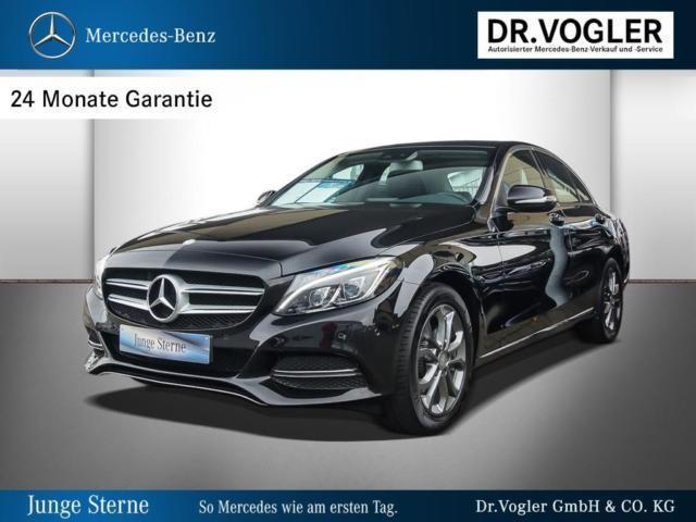 gebraucht Mercedes C180 Limousine Avantgarde Avantgarde Park-Assis