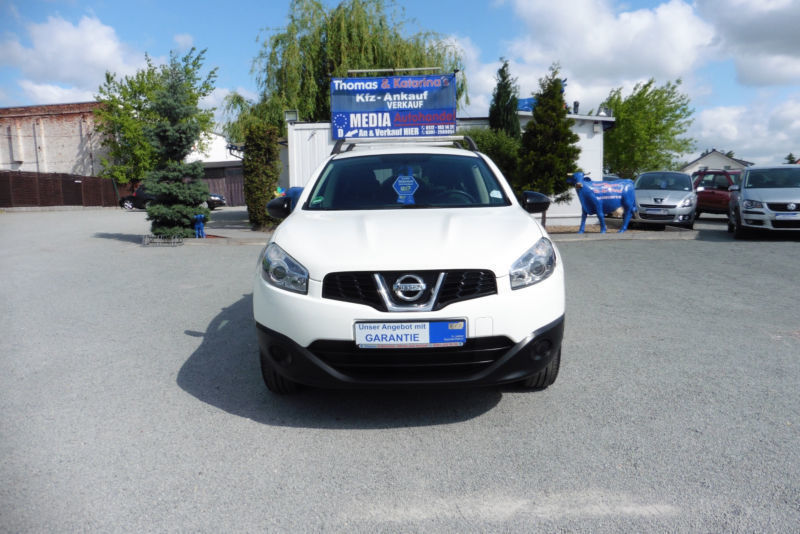 verkauft nissan qashqai 2 2 0 i way gebraucht 2011 km in b rstadt. Black Bedroom Furniture Sets. Home Design Ideas