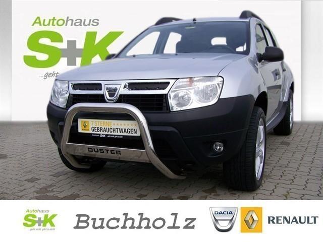 """gebraucht Dacia Duster 1.6 16V 4x2 LPG SPORT 18""""Felgen"""