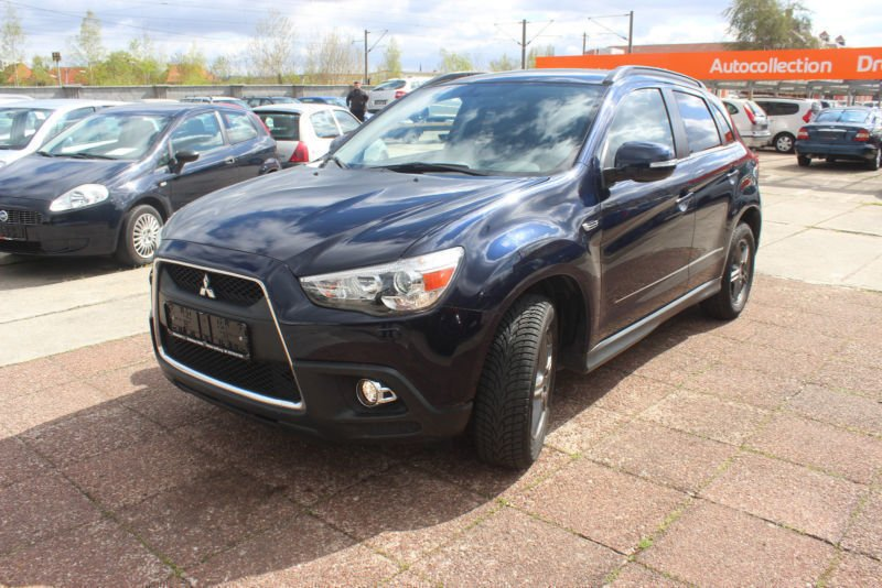 verkauft mitsubishi asx instyle 2wd gebraucht 2011 km in dresden. Black Bedroom Furniture Sets. Home Design Ideas