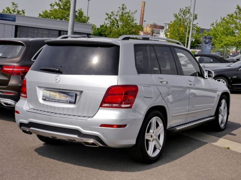 verkauft mercedes glk250 bluetec 4matic gebraucht 2013 km in w rzburg. Black Bedroom Furniture Sets. Home Design Ideas