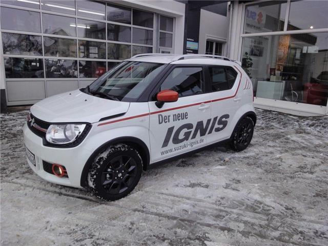 1 4 Gebraucht Suzuki Ignis Allgrip Intro Edition
