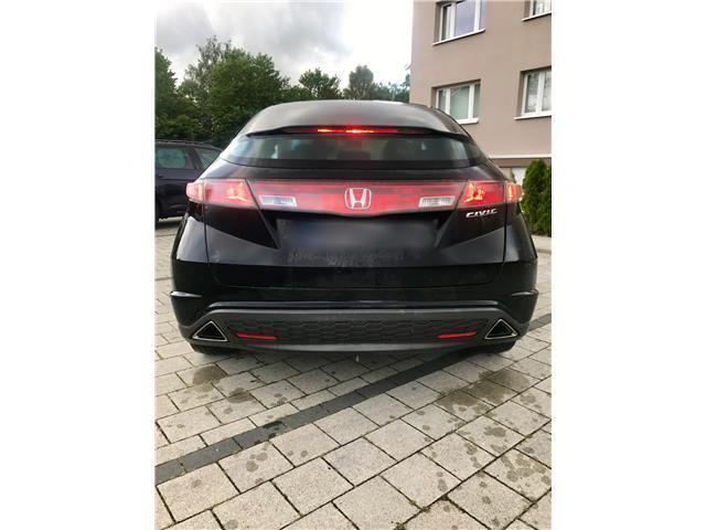 verkauft honda civic sport gebraucht 2008 km in reutershagen. Black Bedroom Furniture Sets. Home Design Ideas