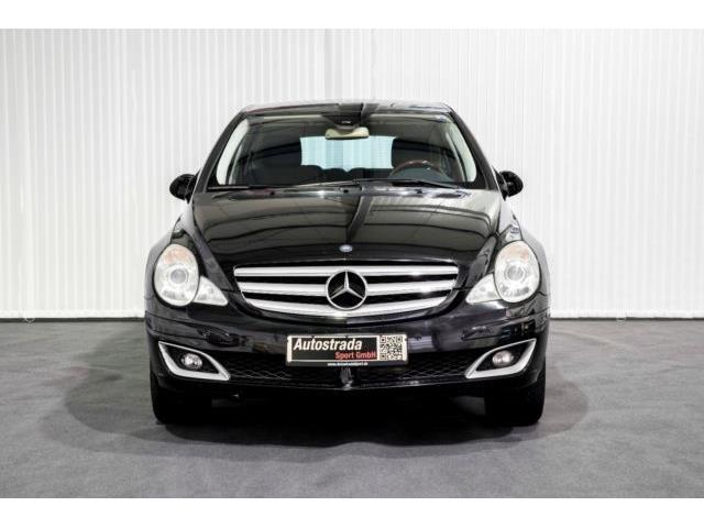 verkauft mercedes r500 4 matic gebraucht 2006 km. Black Bedroom Furniture Sets. Home Design Ideas