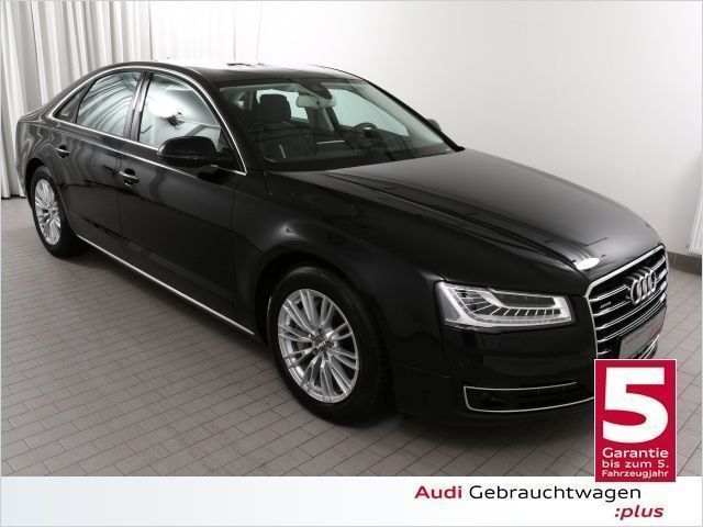 gebraucht Audi A8 3.0TDi Matrix/HUD/Night/SD/BOSE/S-Hzg. (Navi Xenon